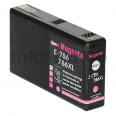 Epson 786XL Compatible Magenta Ink Cartridge - 2,000 pages [C13T787392]