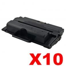 10 x Fuji Xerox Phaser 3435 Compatible Black High Yield Toner - 10,000 pages (CWAA0763)