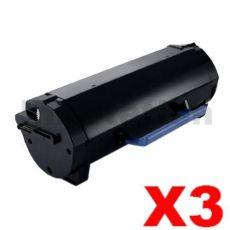 3 x Konica Minolta Bizhub 4050 / 4750 Compatible TNP44 Toner Cartridge (A6VK01K) - 20,000 pages
