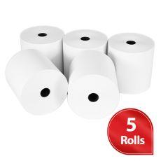 5 Rolls 80x80mm Thermal Paper Cash Register Receipt Roll