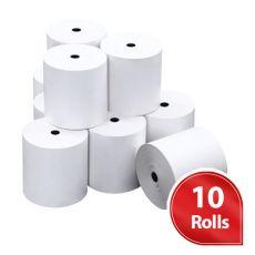 10 Rolls 80x80mm Thermal Paper Cash Register Receipt Roll