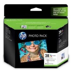 HP 28 Genuine Colour Photo Pack Q8893AA
