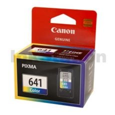 Canon CL-641 Genuine Colour Ink Cartridge - 180 pages