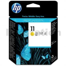 HP 11 Genuine Yellow Printhead C4813A - 24,000 Pages