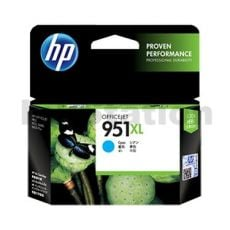 HP 951XL Genuine Cyan High Yield Inkjet Cartridge CN046AA - 1,500 Pages