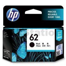 HP 62 Genuine Black Inkjet Cartridge C2P04AA - 200 Pages