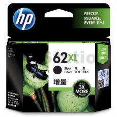 HP 62XL Genuine Colour High Yield Inkjet Cartridge C2P07AA - 415 Pages