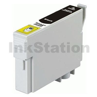 Compatible Epson T0561 Black Ink Cartridge