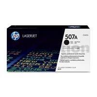HP CE400A (507A) Genuine Black Toner Cartridge - 5,500 Pages