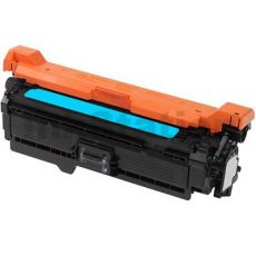 HP CE401A (507A) Compatible Cyan Toner Cartridge - 6,000 Pages