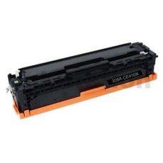 1 x HP CE410X (305X) Compatible Black Toner Cartridge - 4,000 Pages