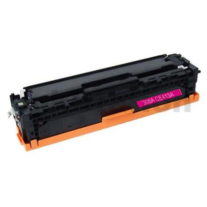 HP CE413A (305A) Compatible Magenta Toner Cartridge - 2,600 Pages