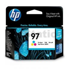 HP 97 Genuine [Tri Colour] Inkjet Cartridge C9363WA - 450 Pages