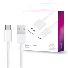 USB Type-A To USB Type-C Fast Charging Cable (1m)