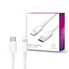 USB Type-C To Lightning PD Fast Charging Cable for iPhone / iPad / iPod (1m)
