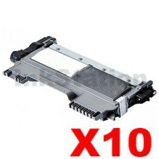 10 x Brother TN-2250 Compatible Toner - 2,600 pages