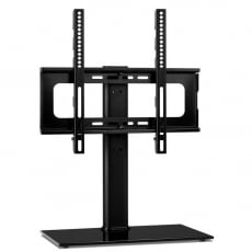 """Table Top TV Stand 35 Degree Swivel VESA Mount for 32"""" to 50"""" TV screens"""