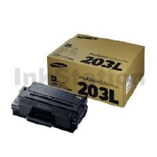 1 x Genuine Samsung SLM3820 / SLM3870 / SLM4020 / SLM4070 (MLT-D203L 203L) High Yield Black Toner SU899A - 5,000 pages