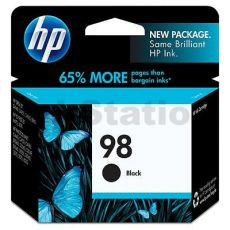 HP 98 Genuine Black Inkjet Cartridge C9364WA - 400 Pages