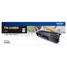 Genuine Brother TN-349BK Black Toner Cartridge - 6,000 pages