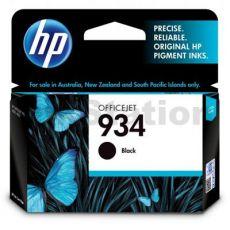 HP 934 Genuine Black Inkjet Cartridge C2P19AA - 400 Pages