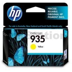 HP 935 Genuine Yellow Inkjet Cartridge C2P22AA - 400 Pages