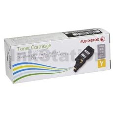 Genuine Fuji Xerox Docuprint CM115 CP115 CP116 CM225 CP225 Yellow Toner Cartridge (CT202270) - 700 pages