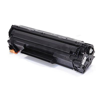 1 x HP CF283X (83X) Compatible Black Toner Cartridge - 2,200 Pages