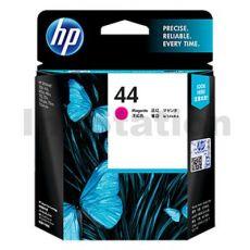 HP 44 Genuine Magenta Inkjet Cartridge 51644MA