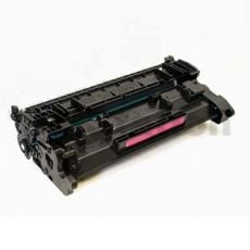 1 x HP CF226A (26A) Compatible Black Toner Cartridge - 3,100 Pages