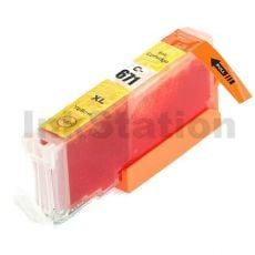 Compatible Canon CLI-671XLY Yellow High Yield Inkjet