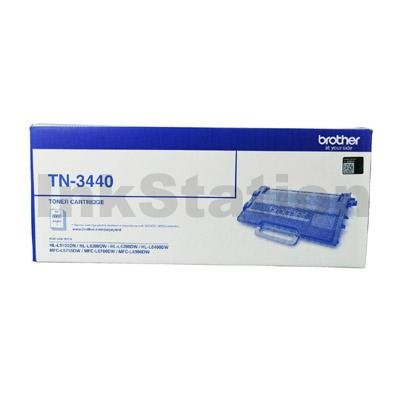 Brother TN-3440 Genuine Toner High Yield - 8,000 pages
