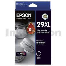 Epson 29XL (C13T29914010) Genuine Black High Yield Inkjet Cartridge - 470 pages