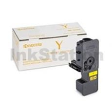 Genuine Kyocera TK-5234Y Yellow Toner Cartridge Ecosys M5521, P5021 - 2,200 pages