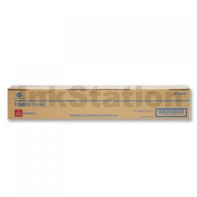 Konica Minolta BIZHUB C220 / C280 TN-216M Genuine Magenta Toner Cartridge  - 26,000 pages (A11G391)